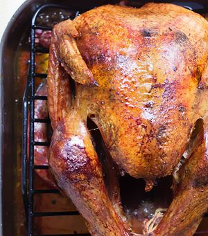 The Easiest Way to Cook a Turkey on a Grill