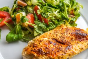 Lemon Grilled Chicken Breast